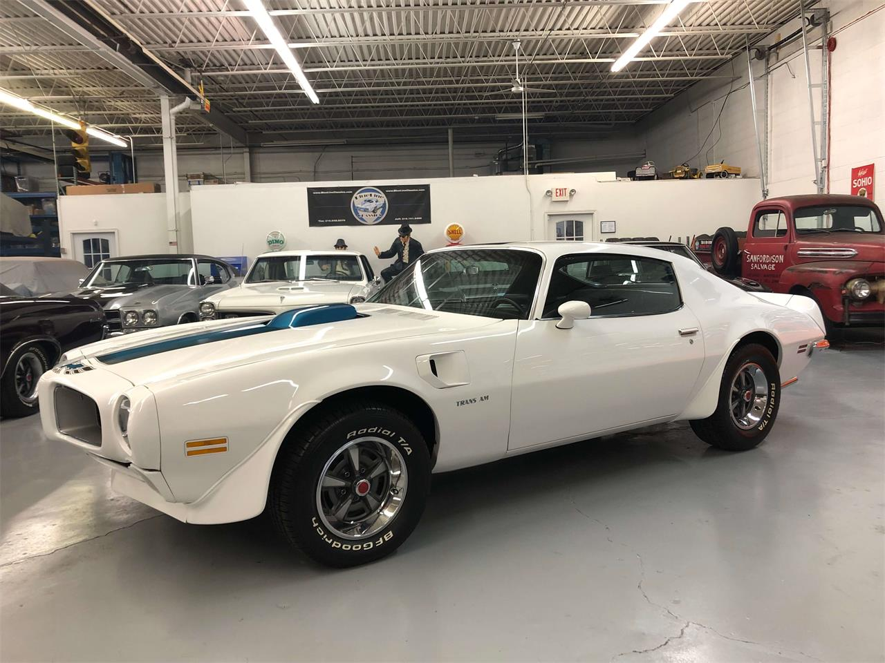 1970 Pontiac Firebird Trans Am for sale in North Royalton, OH – photo 2