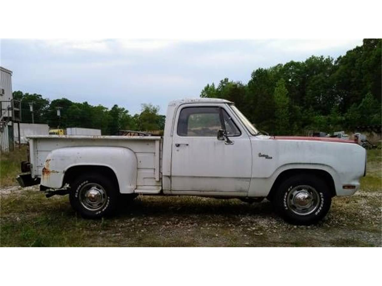 1979 Dodge D100 for sale in Cadillac, MI