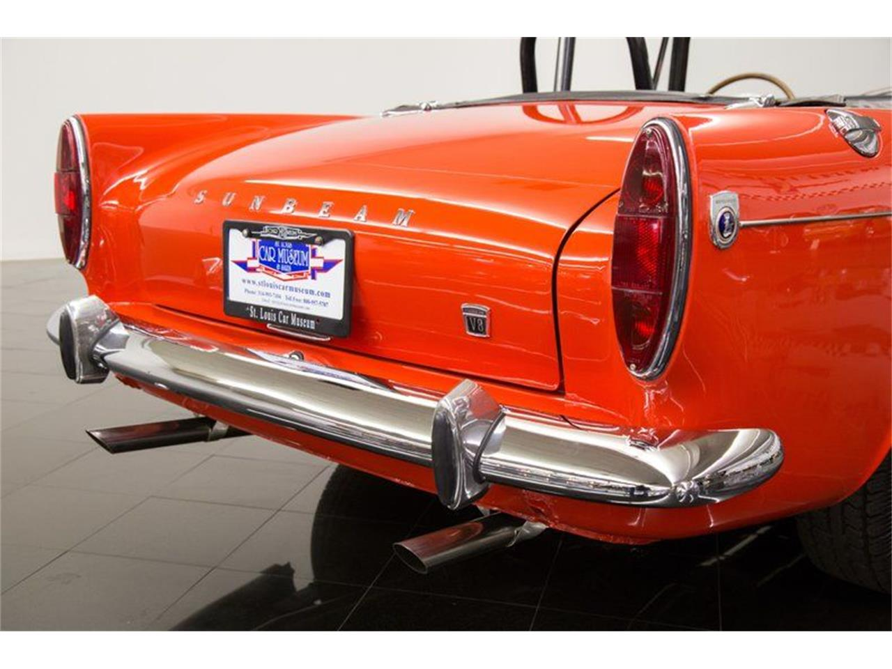 1966 Sunbeam Tiger for sale in St. Louis, MO – photo 37