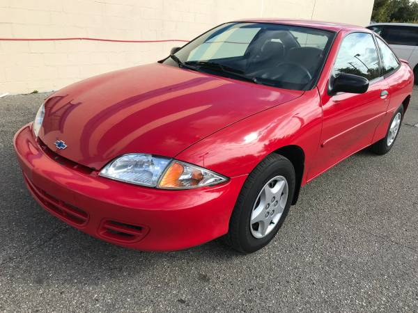 2002 Chevrolet Cavalier for sale in Clinton Township, MI – photo 3