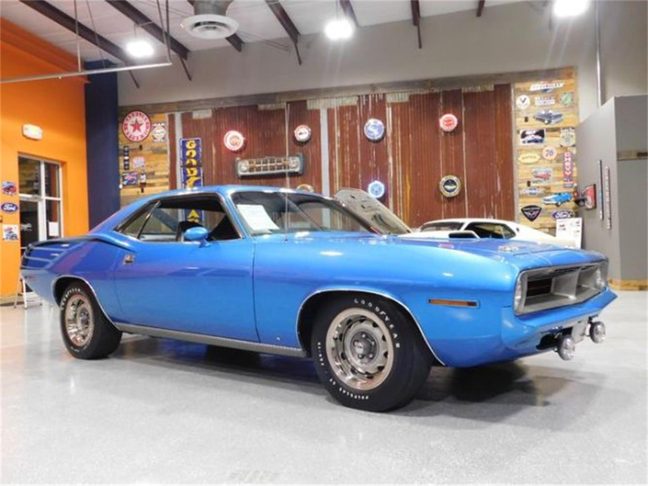 1970 Plymouth Barracuda for sale in Cadillac, MI – photo 30