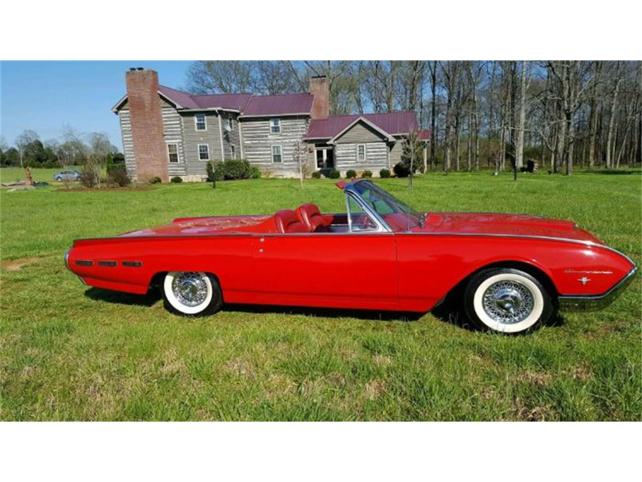 1962 Ford Thunderbird for sale in Cadillac, MI – photo 2