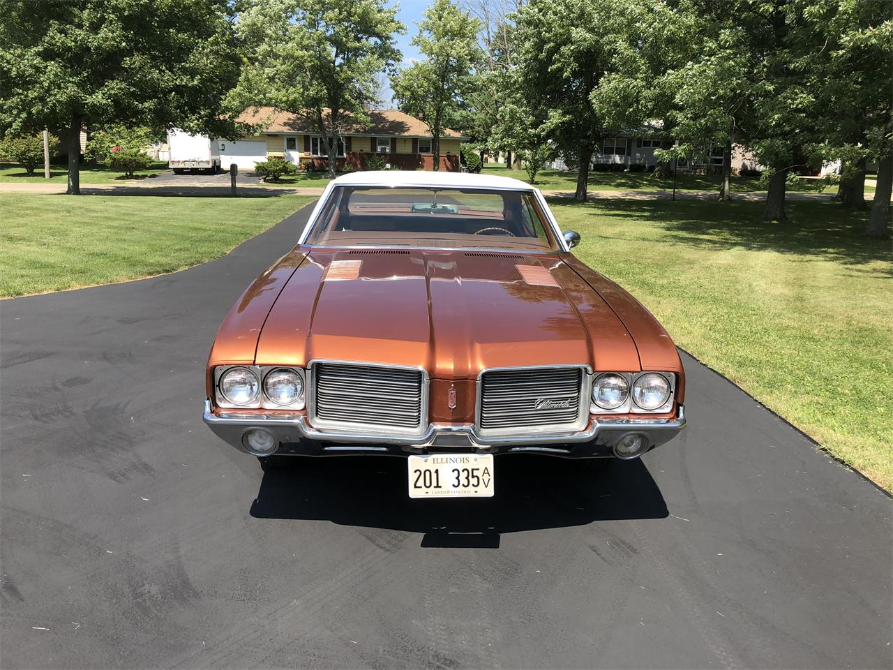 1971 Oldsmobile Cutlass for sale in Fisher, IL – photo 4