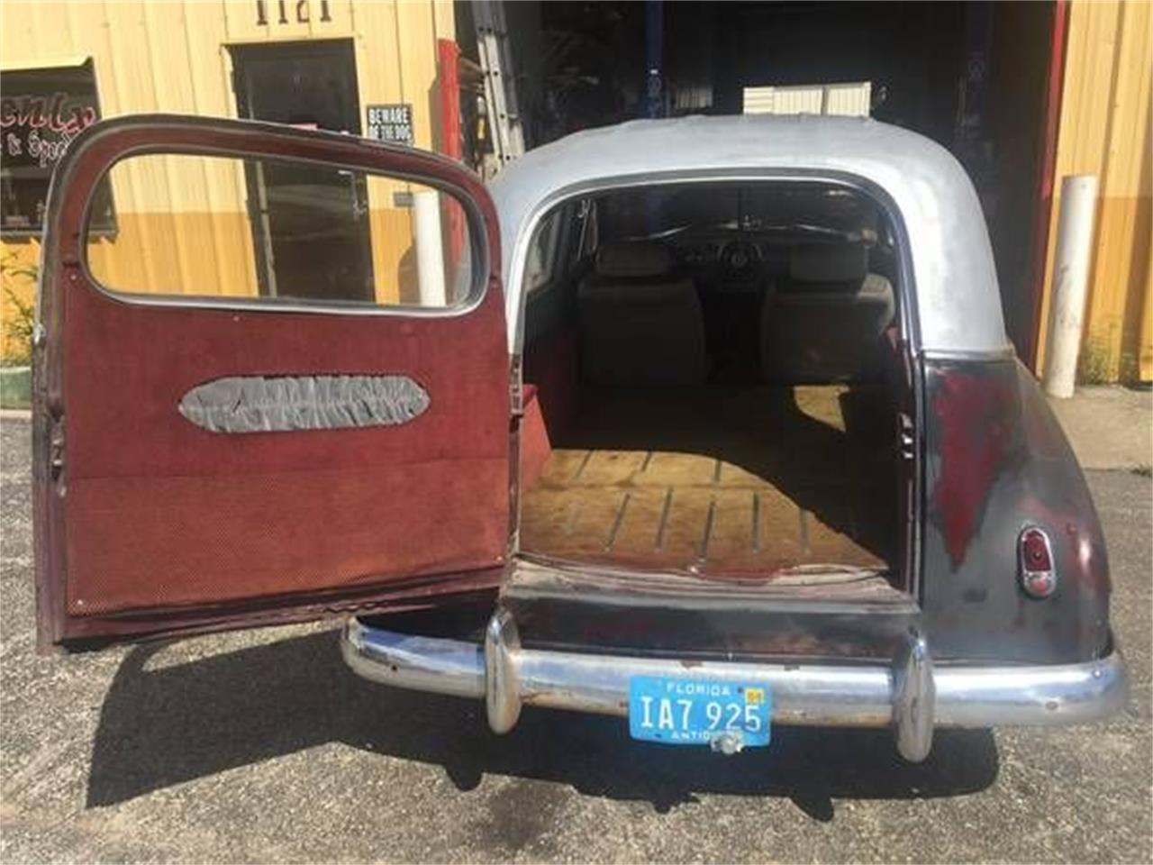 1950 Pontiac Hearse for sale in Cadillac, MI – photo 22