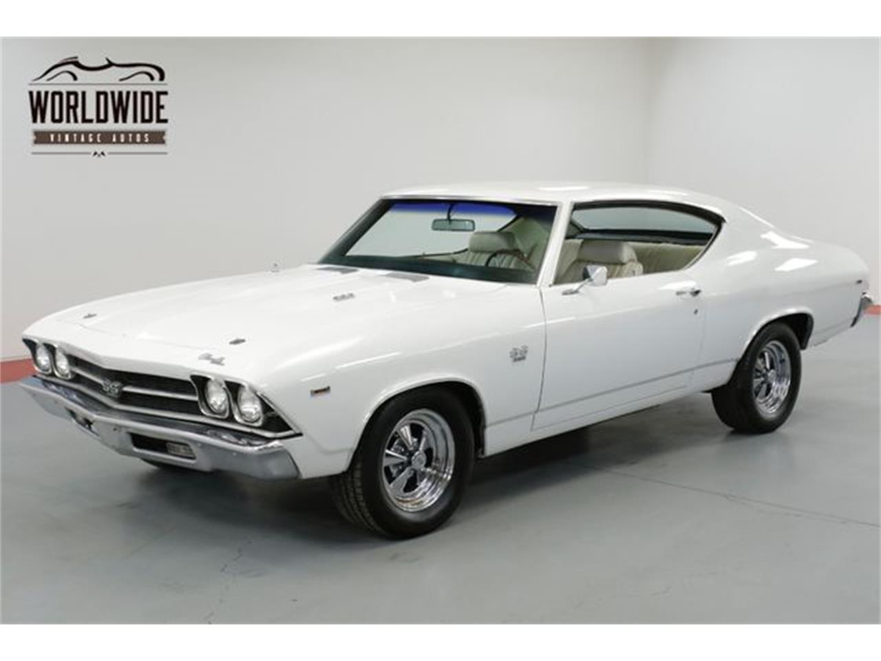 1969 Chevrolet Chevelle SS for sale in Denver , CO – photo 4