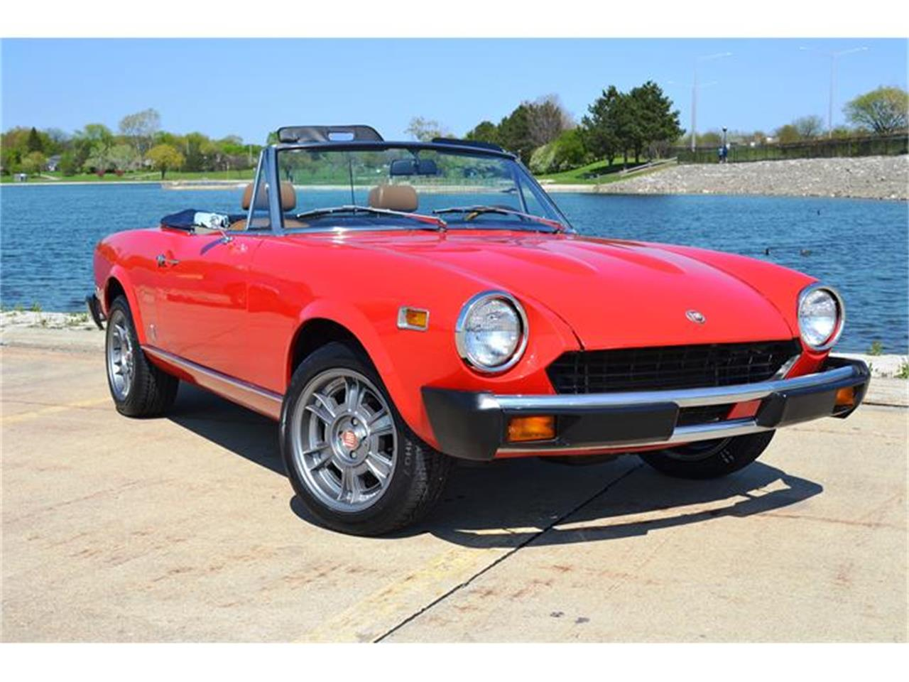 1977 Fiat 124 for sale in Barrington, IL