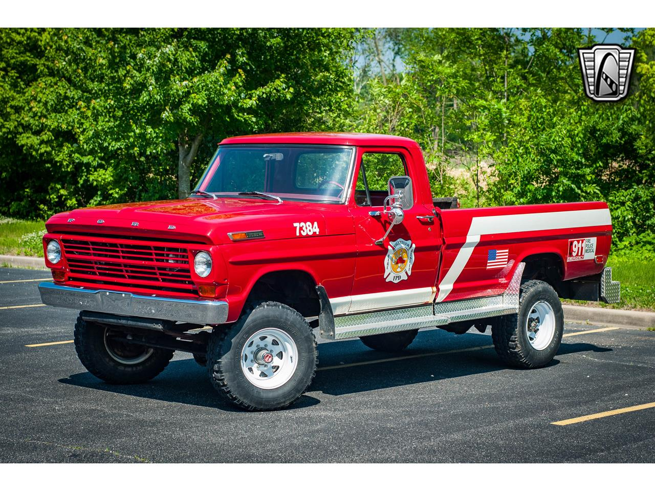 1968 Ford F250 for sale in O'Fallon, IL – photo 42