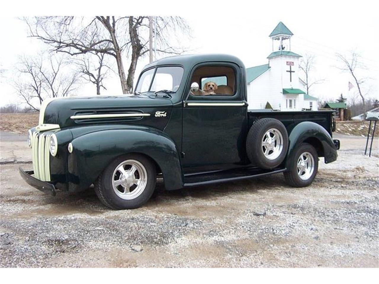 1947 Ford F1 for sale in West Line, MO