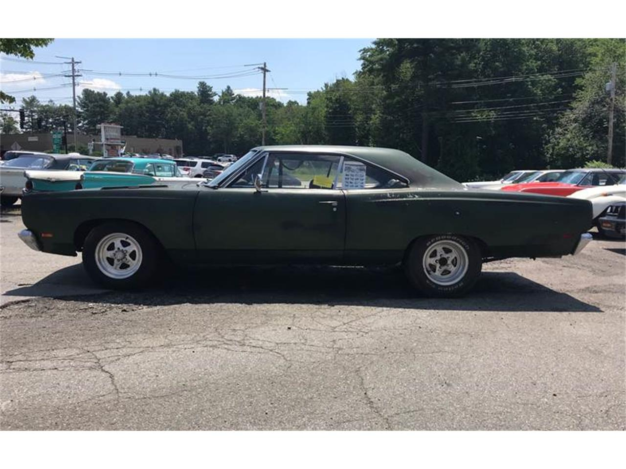 1969 Plymouth Road Runner for sale in Westford, MA – photo 14