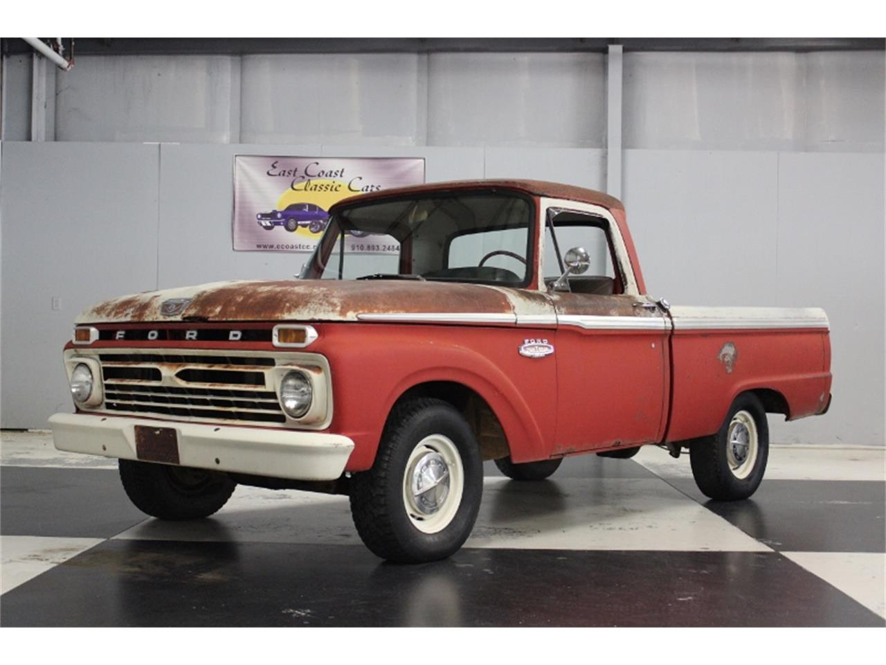 1966 Ford F100 for sale in Lillington, NC – photo 6