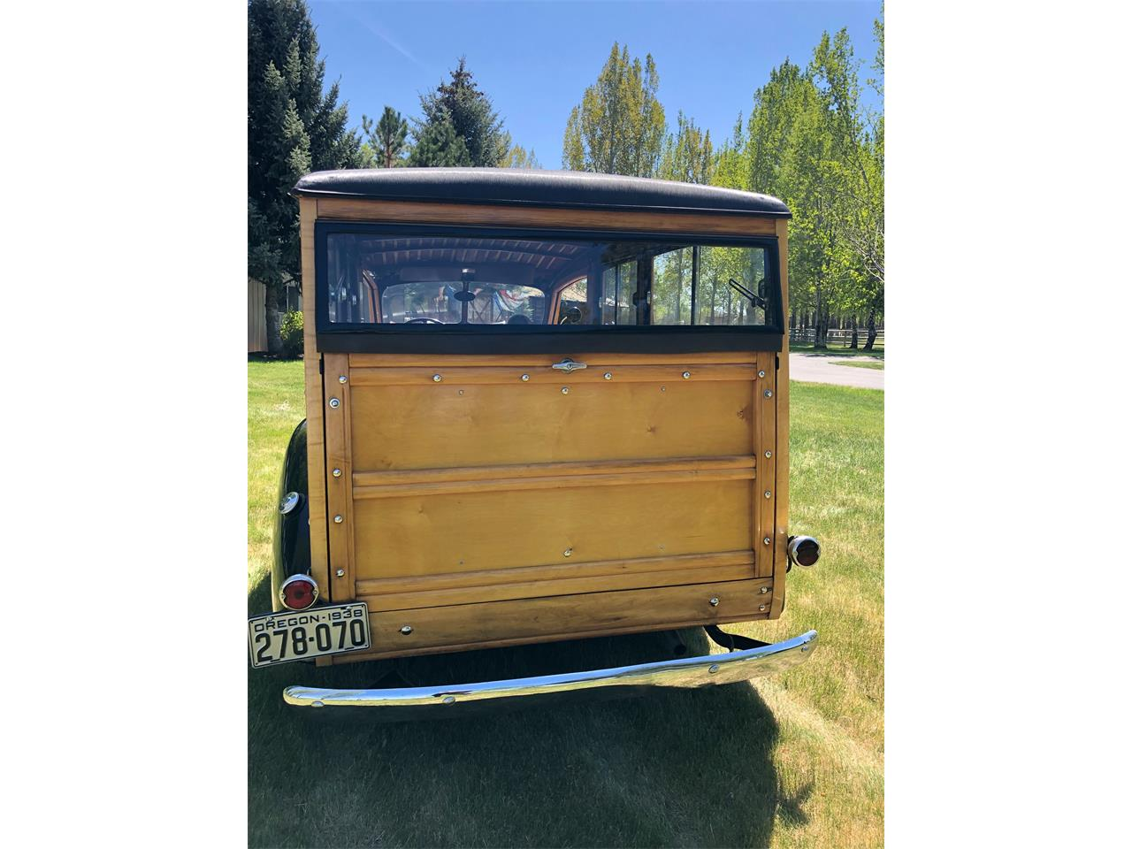 1938 Ford Wagon for sale in Bend, OR – photo 6