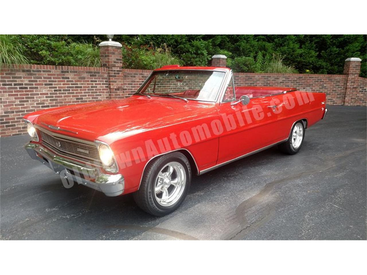 1966 Chevrolet Nova for sale in Huntingtown, MD