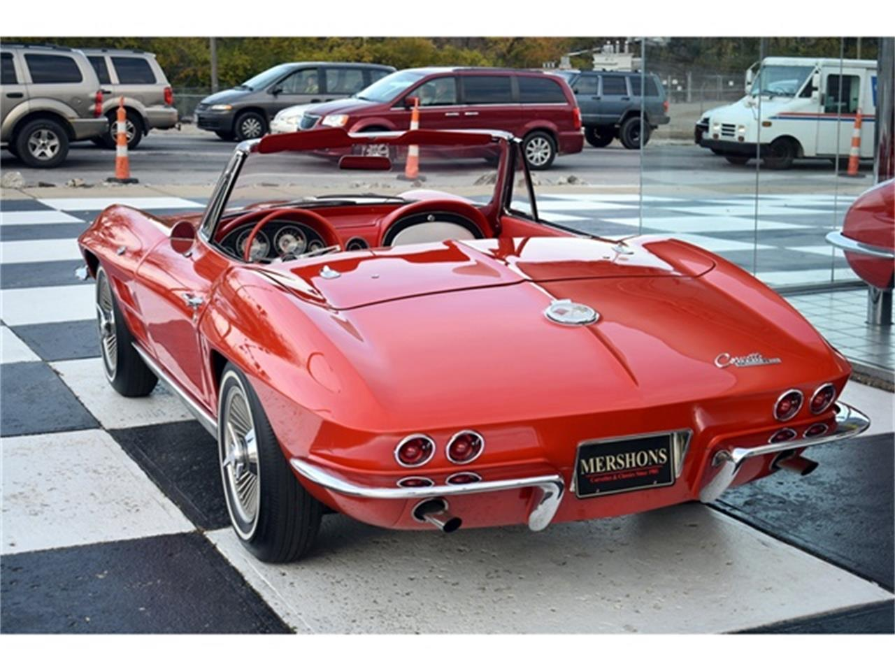1963 Chevrolet Corvette for sale in Springfield, OH – photo 7