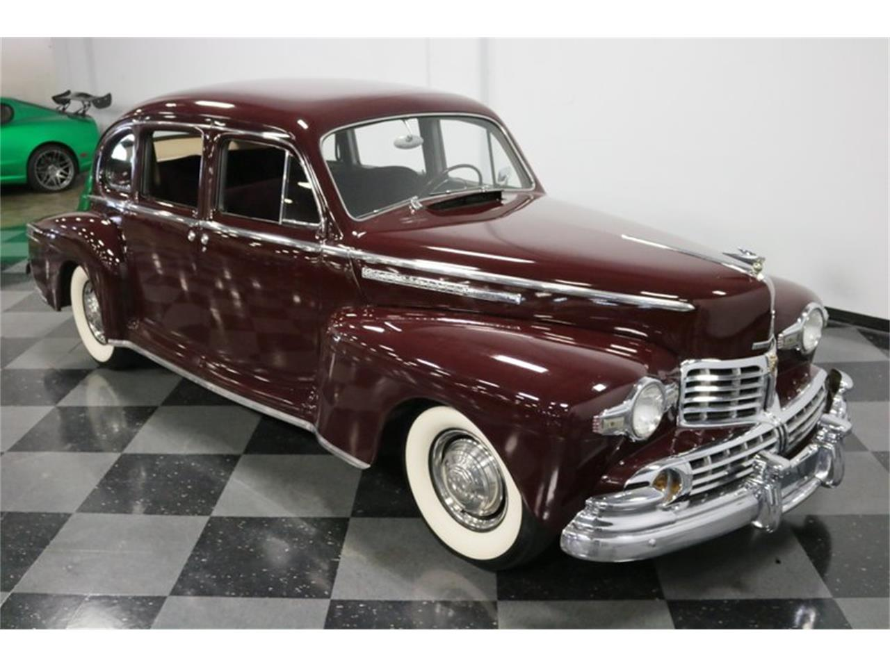 1946 Lincoln Zephyr for sale in Ft Worth, TX – photo 79