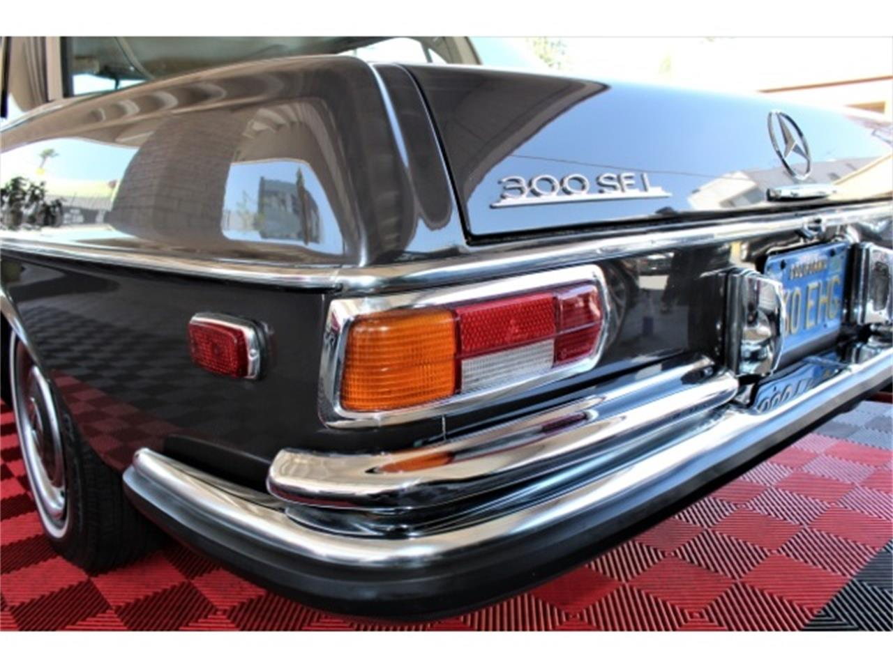 1972 Mercedes-Benz 300SEL for sale in Sherman Oaks, CA – photo 10