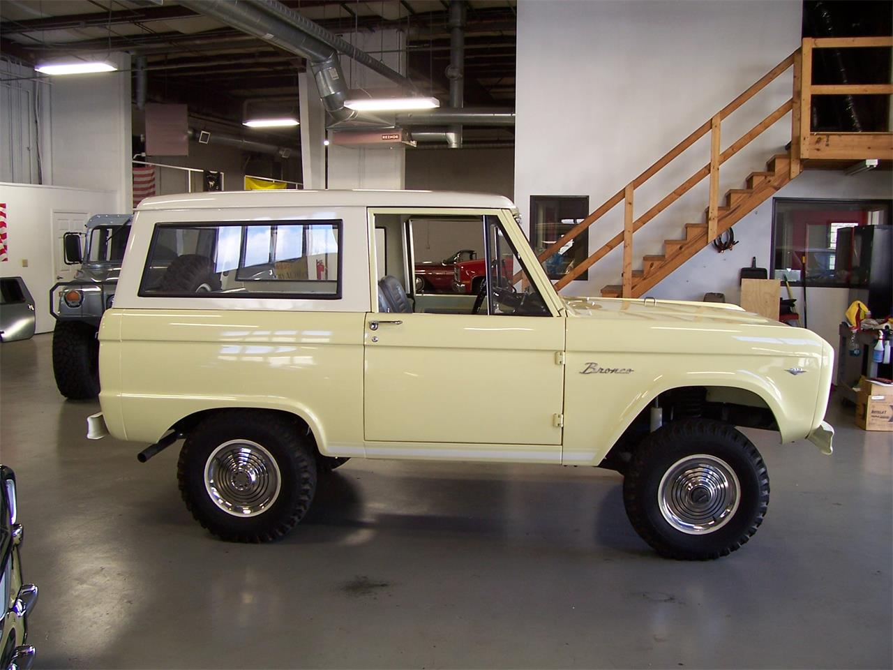 1966 Ford Bronco for sale in Alpharetta, GA – photo 88