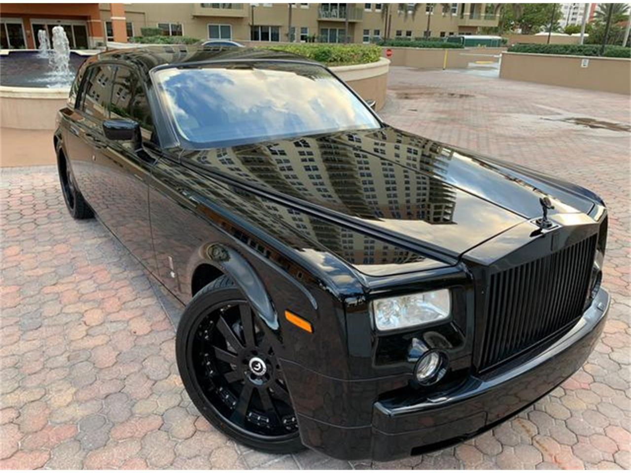 2006 Rolls-Royce Phantom for sale in Valley Park, MO – photo 78
