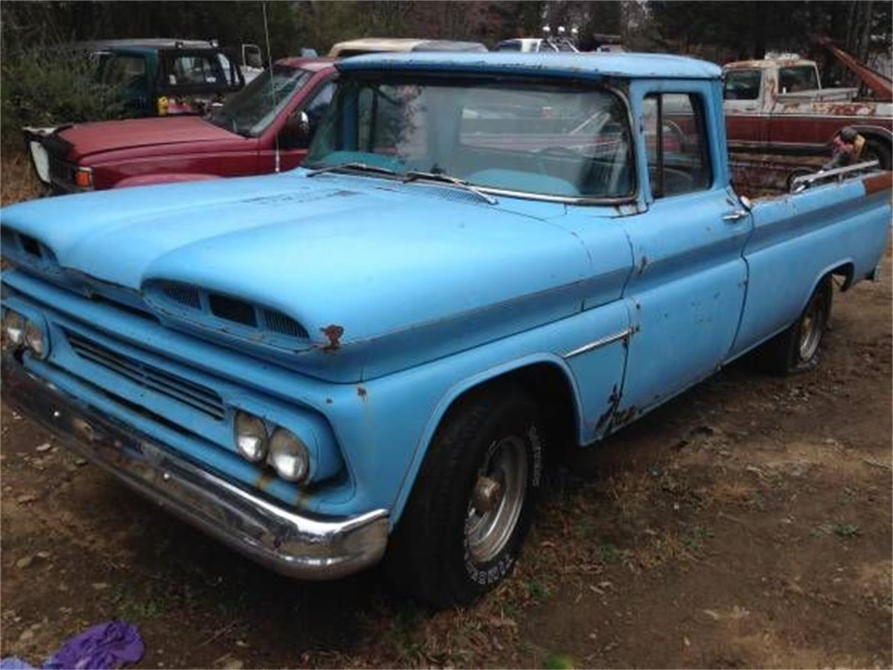 1961 Chevrolet Pickup for sale in Cadillac, MI