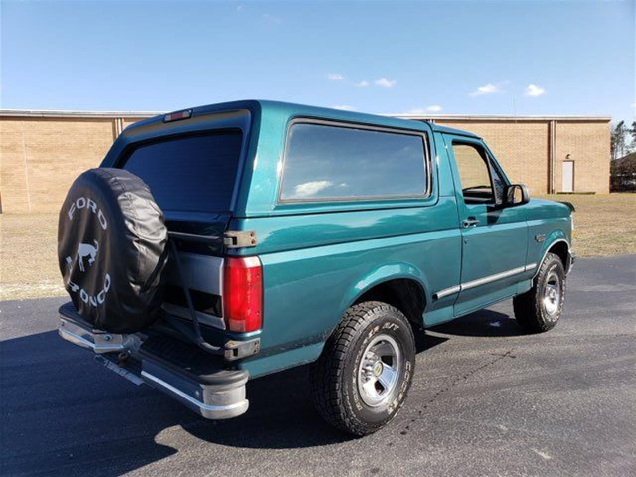 1996 Ford Bronco For Sale In Hope Mills Nc Classiccarsbay Com