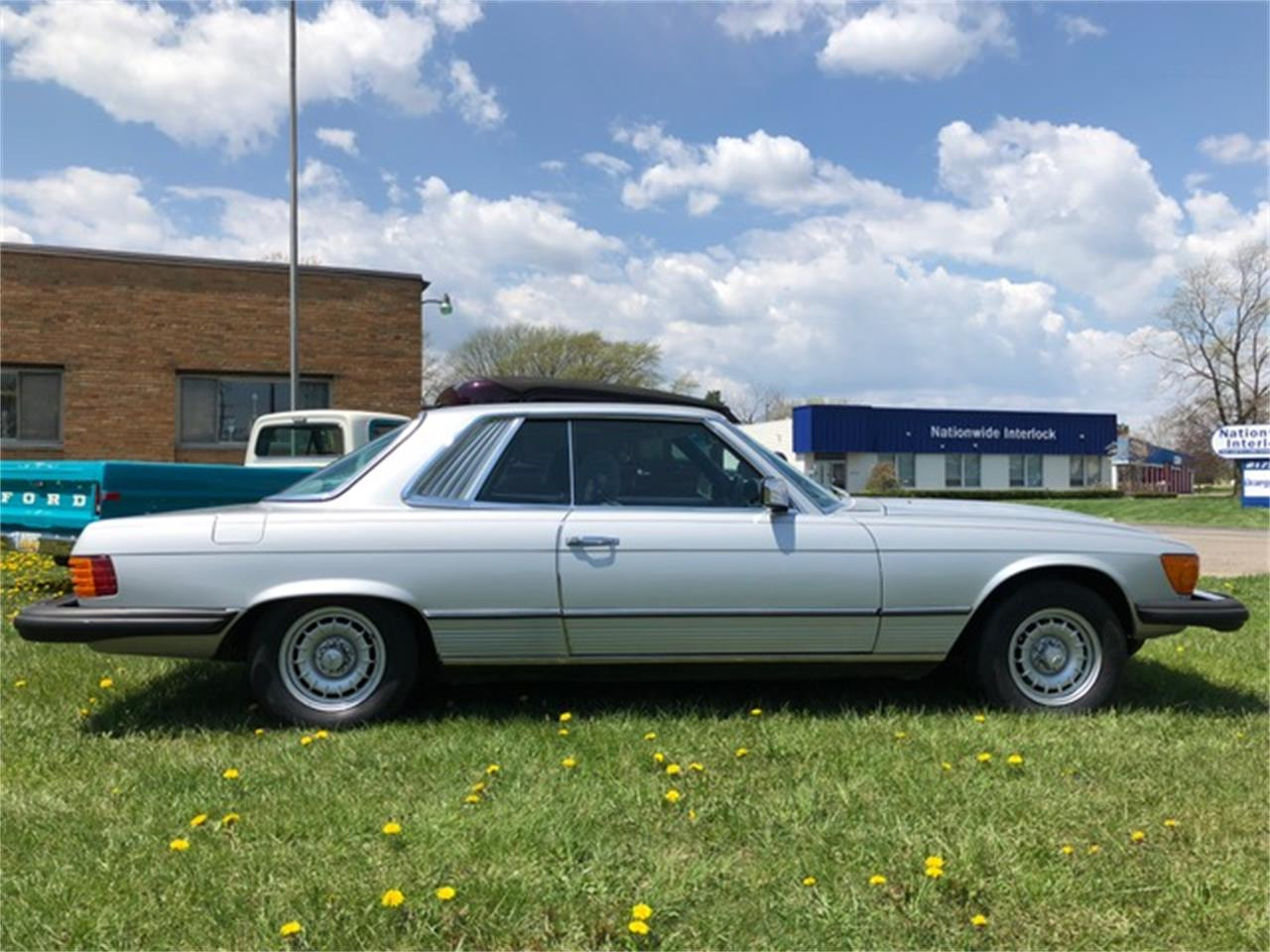 1977 Mercedes-Benz 450SLC for sale in Troy, MI – photo 5