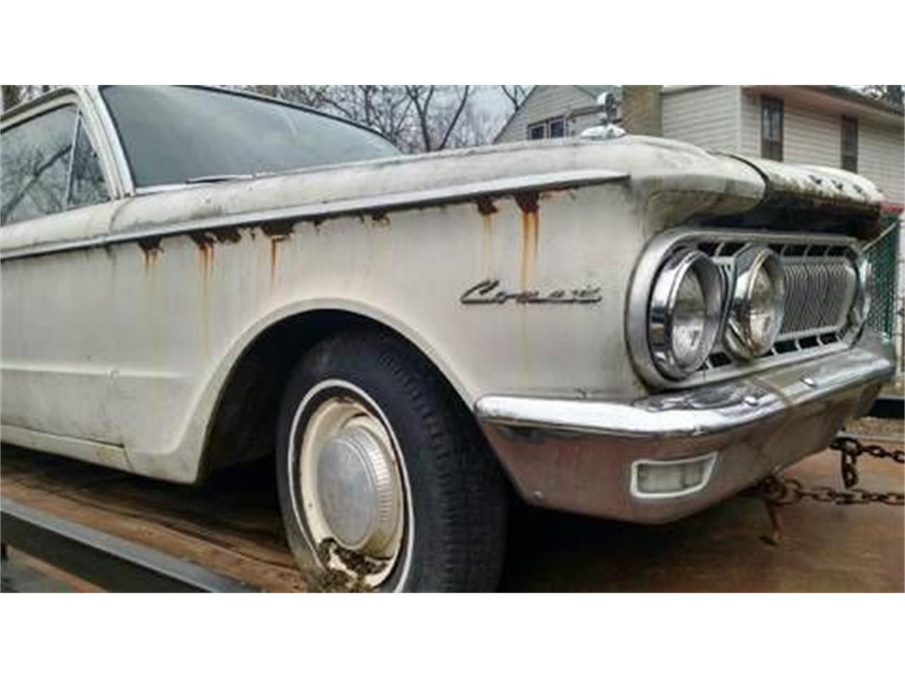 1962 Mercury Comet for sale in Cadillac, MI – photo 6