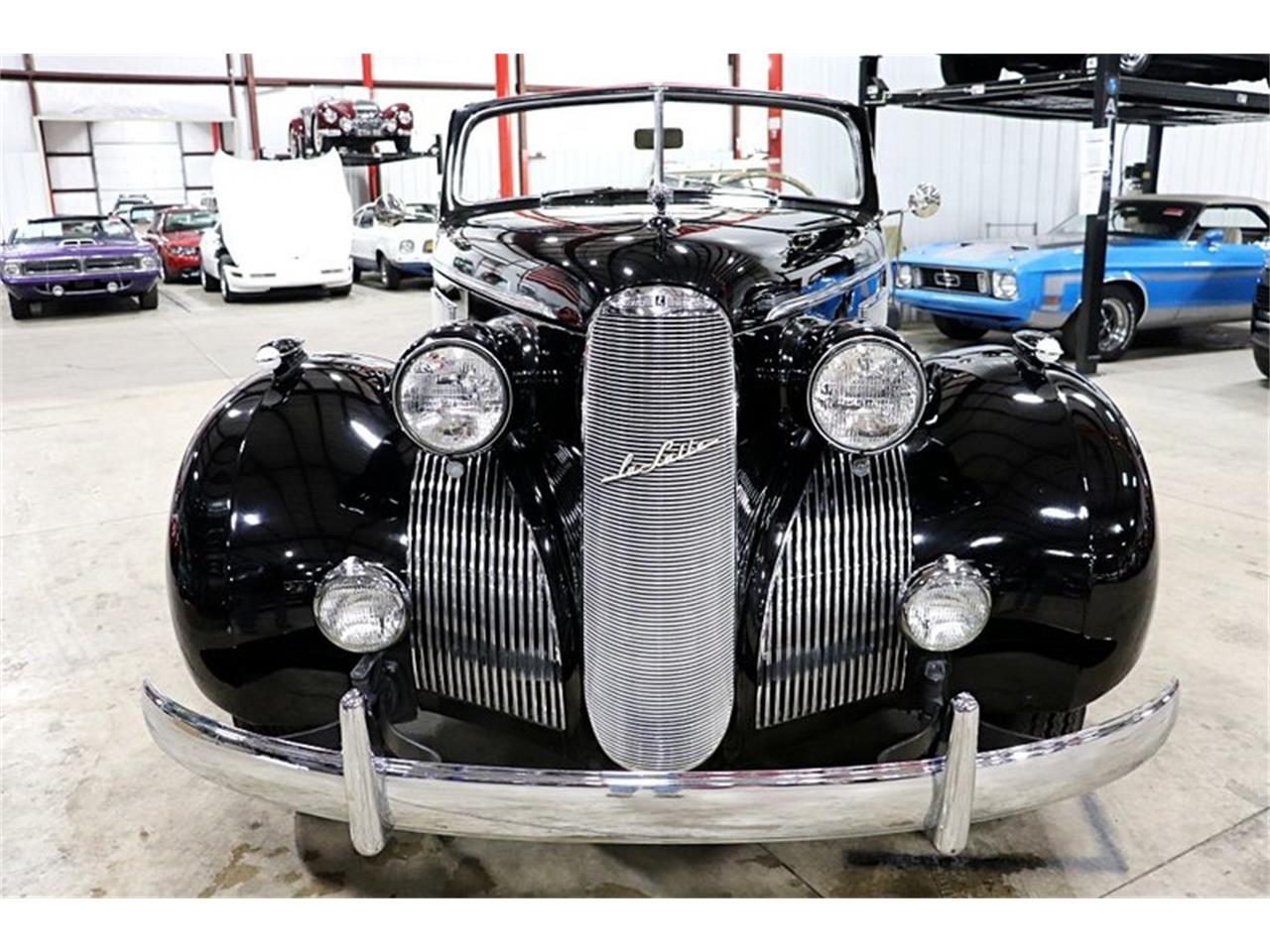 1939 LaSalle Coupe for sale in Kentwood, MI – photo 8