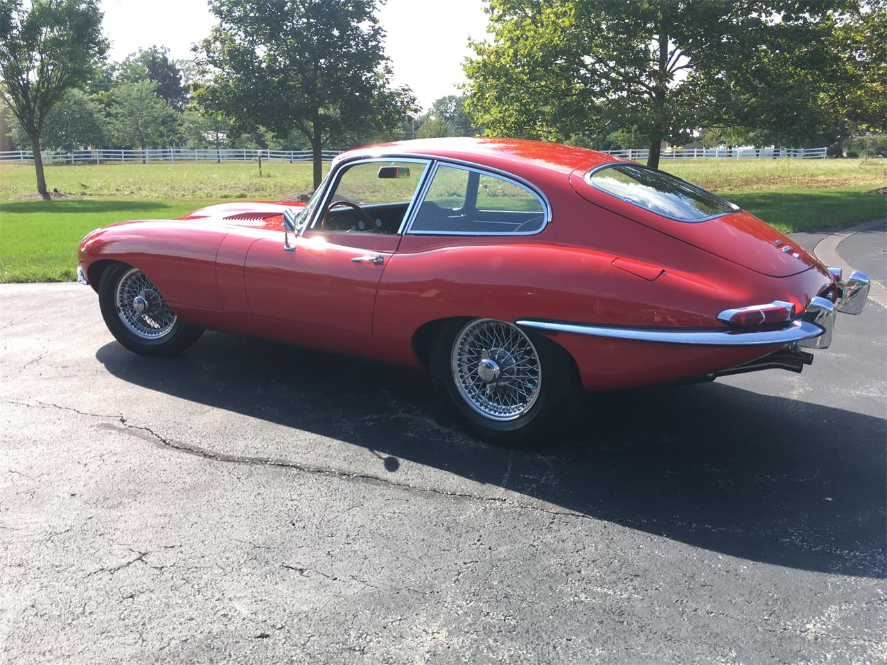 1967 Jaguar E-Type for sale in Monclova, OH – photo 2