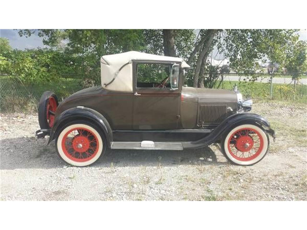 1928 Ford Model A for sale in Cadillac, MI – photo 6