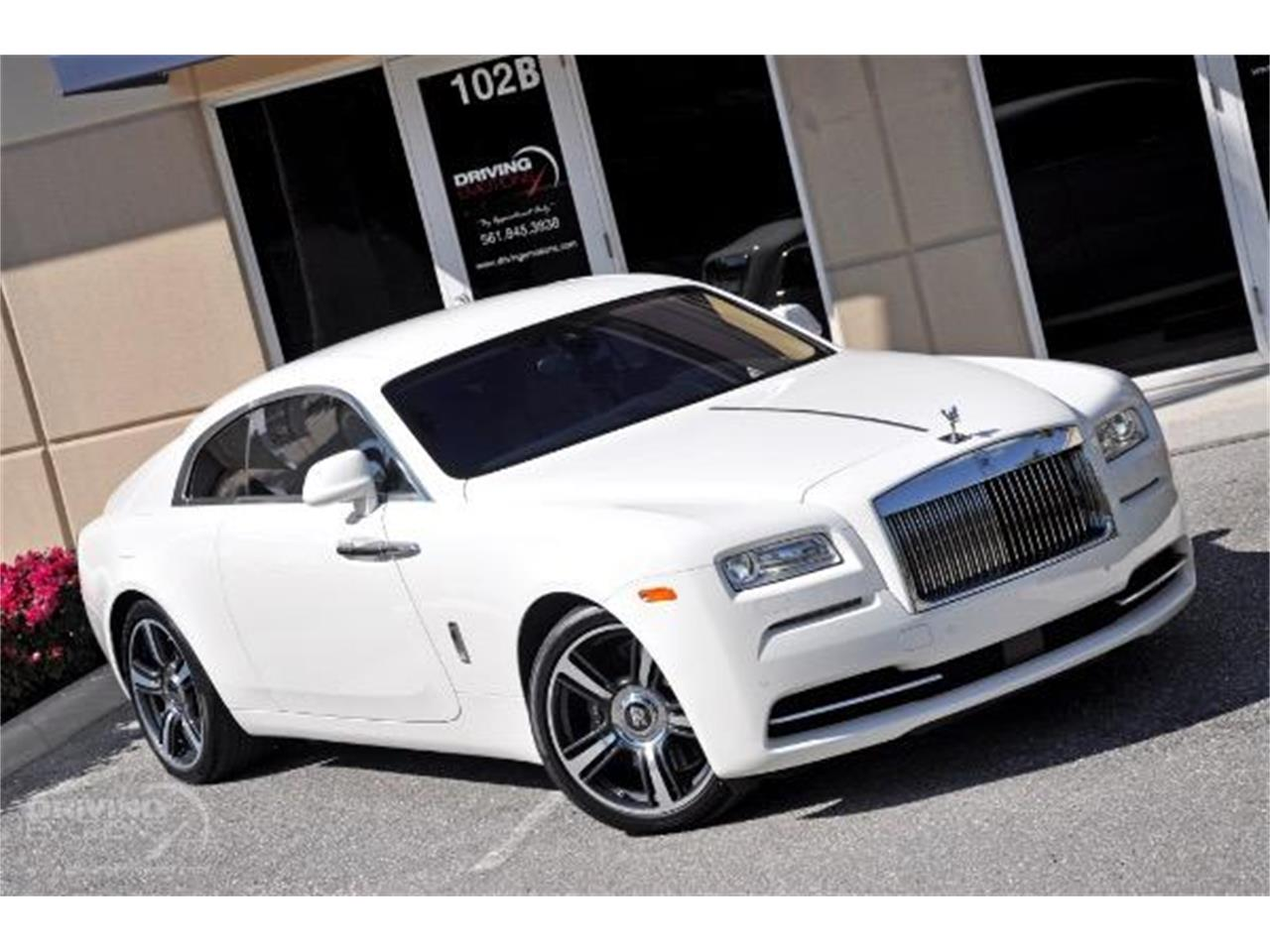 2014 Rolls Royce Silver Wraith For Sale In West Palm Beach