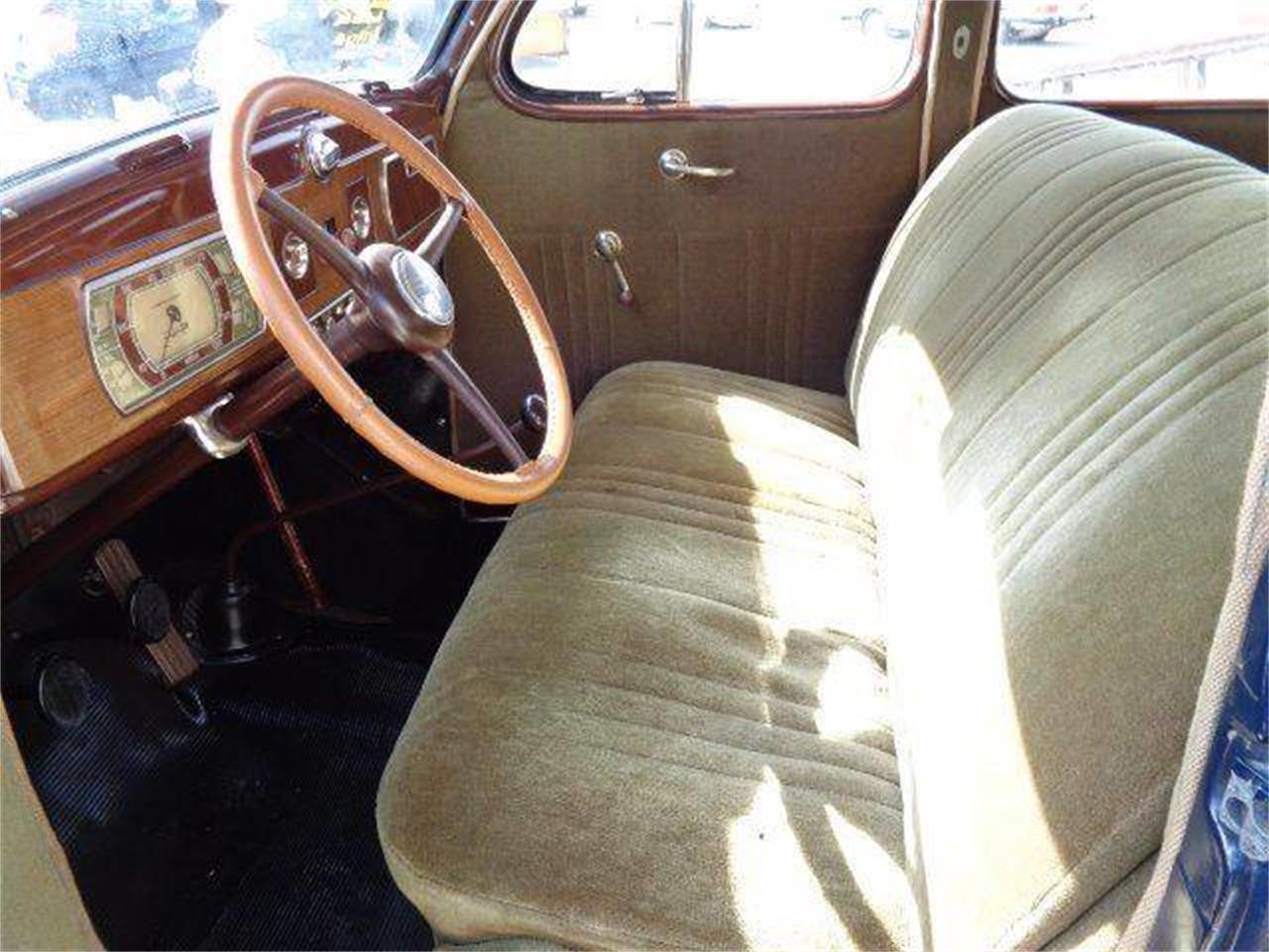 1937 Dodge Brothers Sedan for sale in Staunton, IL