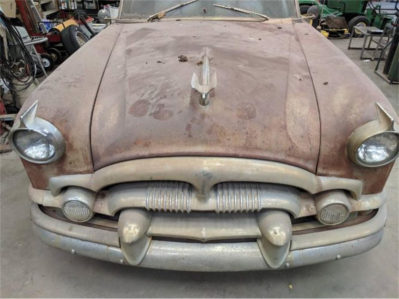 1954 Packard Patrician For Sale In Cadillac  Mi