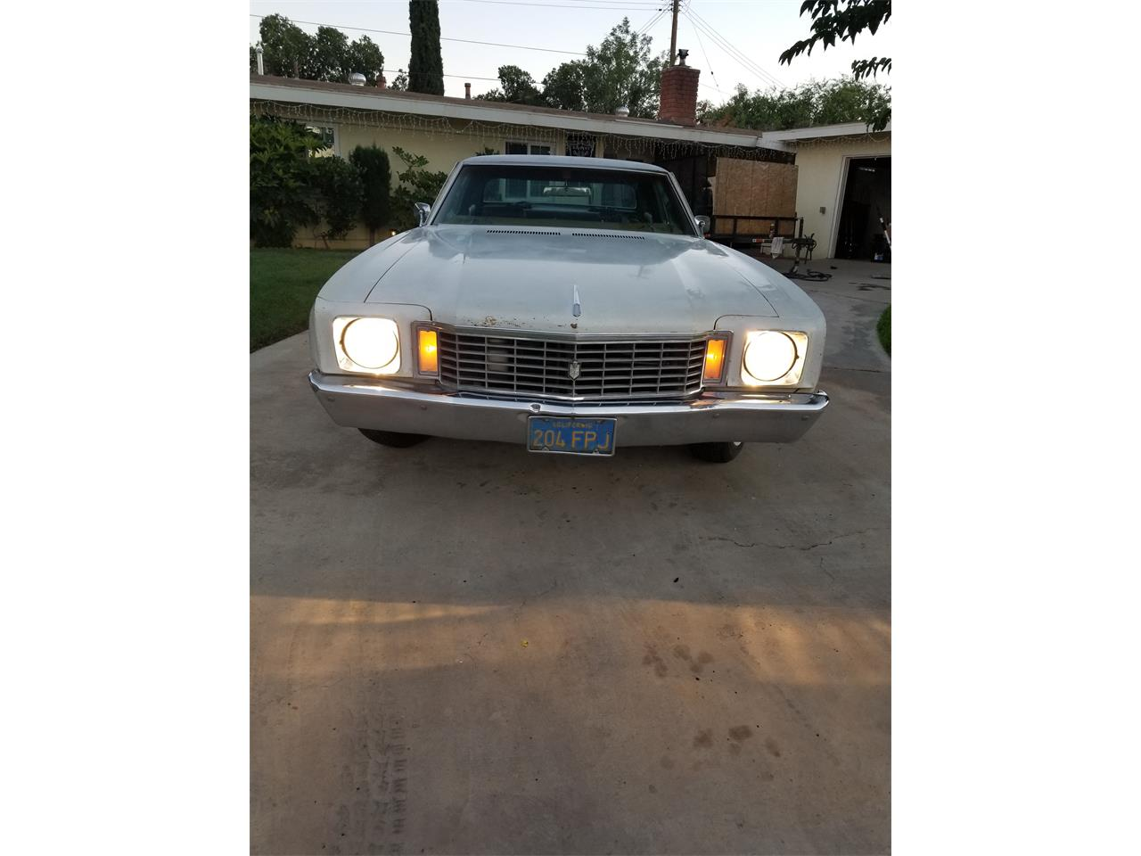 1972 Chevrolet Monte Carlo for sale in Palmdale, CA – photo 2