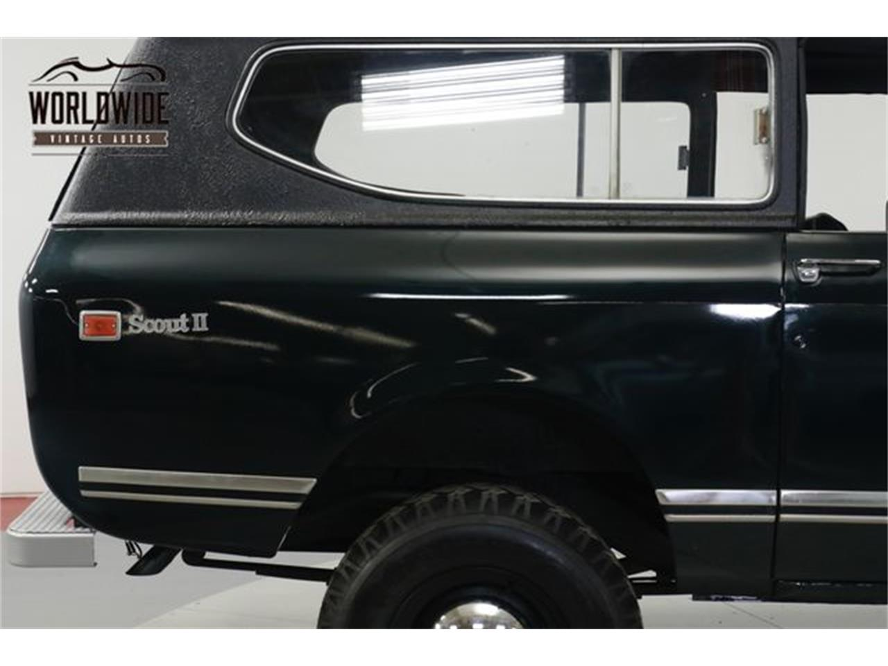 1973 International Scout for sale in Denver , CO – photo 12