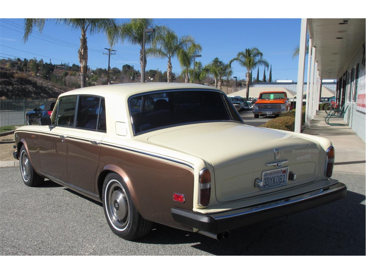 1978 Rolls-Royce Silver Cloud II for sale in Redlands, CA – photo 7