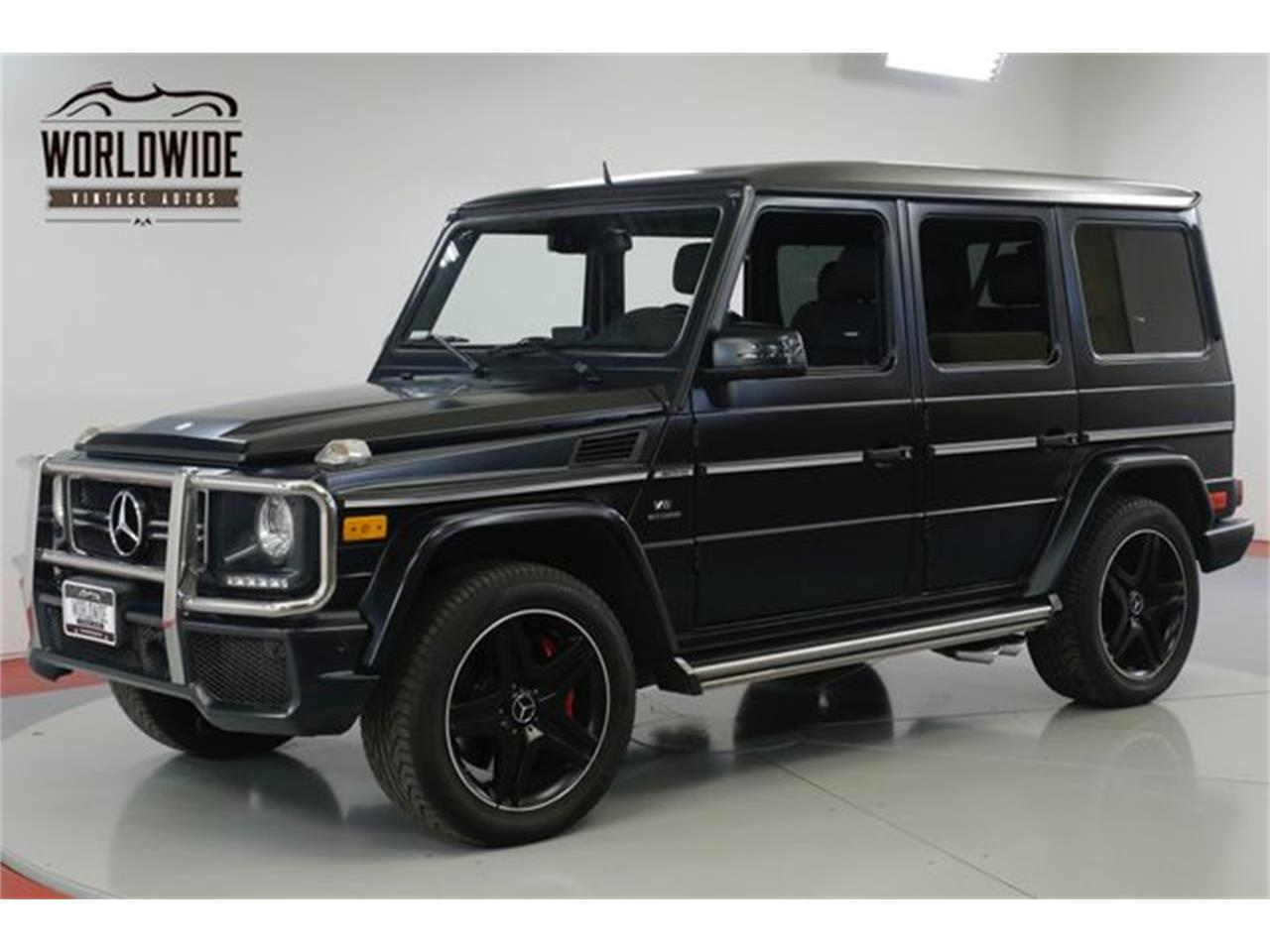 2014 Mercedes-Benz G63 for sale in Denver , CO – photo 2
