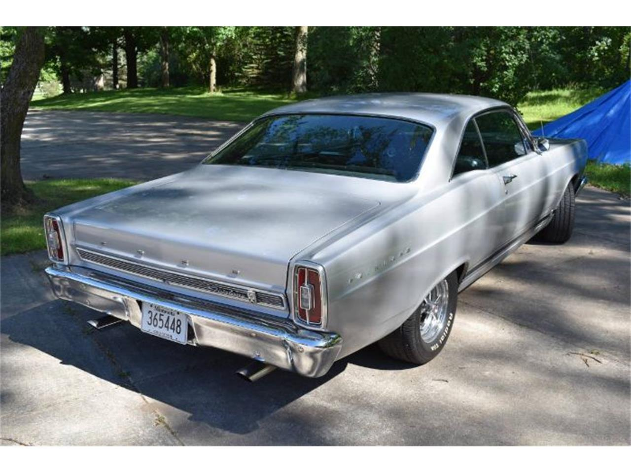 1966 Ford Fairlane for sale in Cadillac, MI – photo 6