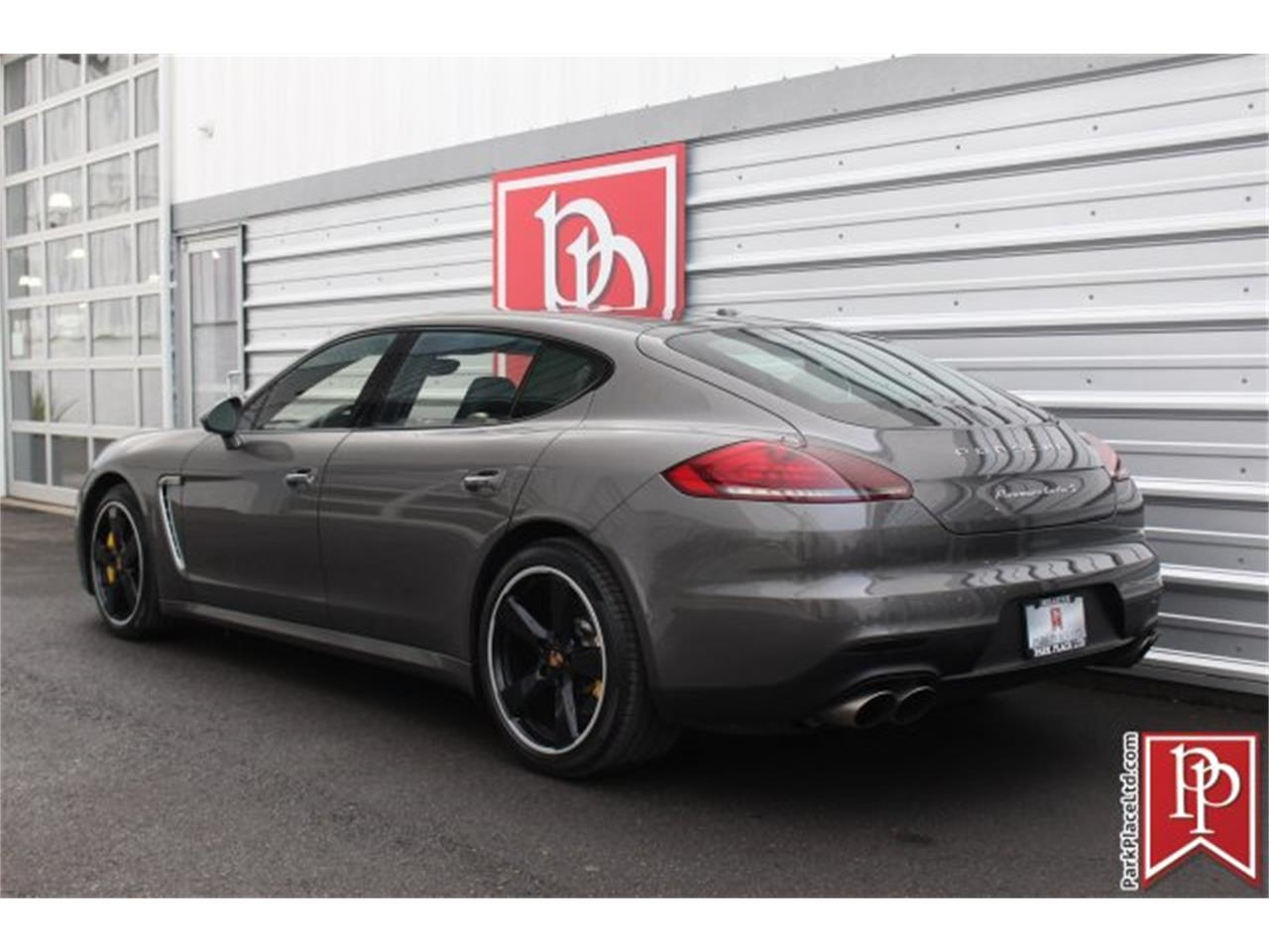 2014 Porsche Panamera for sale in Bellevue, WA – photo 5