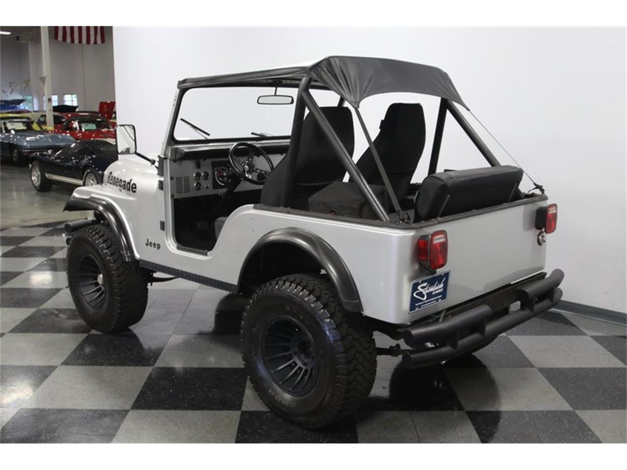 1971 Jeep CJ5 for sale in Concord, NC – photo 30