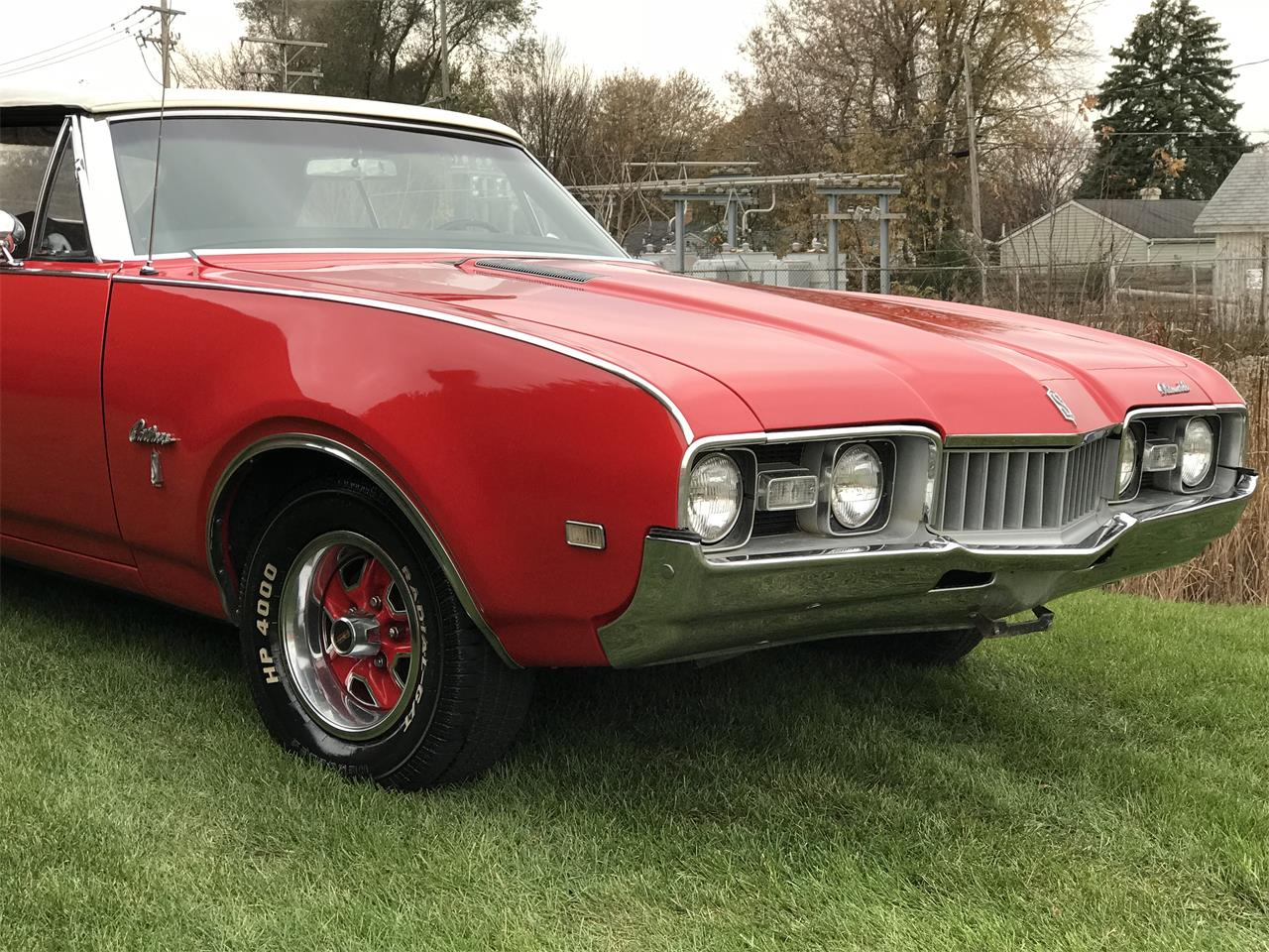 1968 Oldsmobile Cutlass for sale in Geneva, IL – photo 16