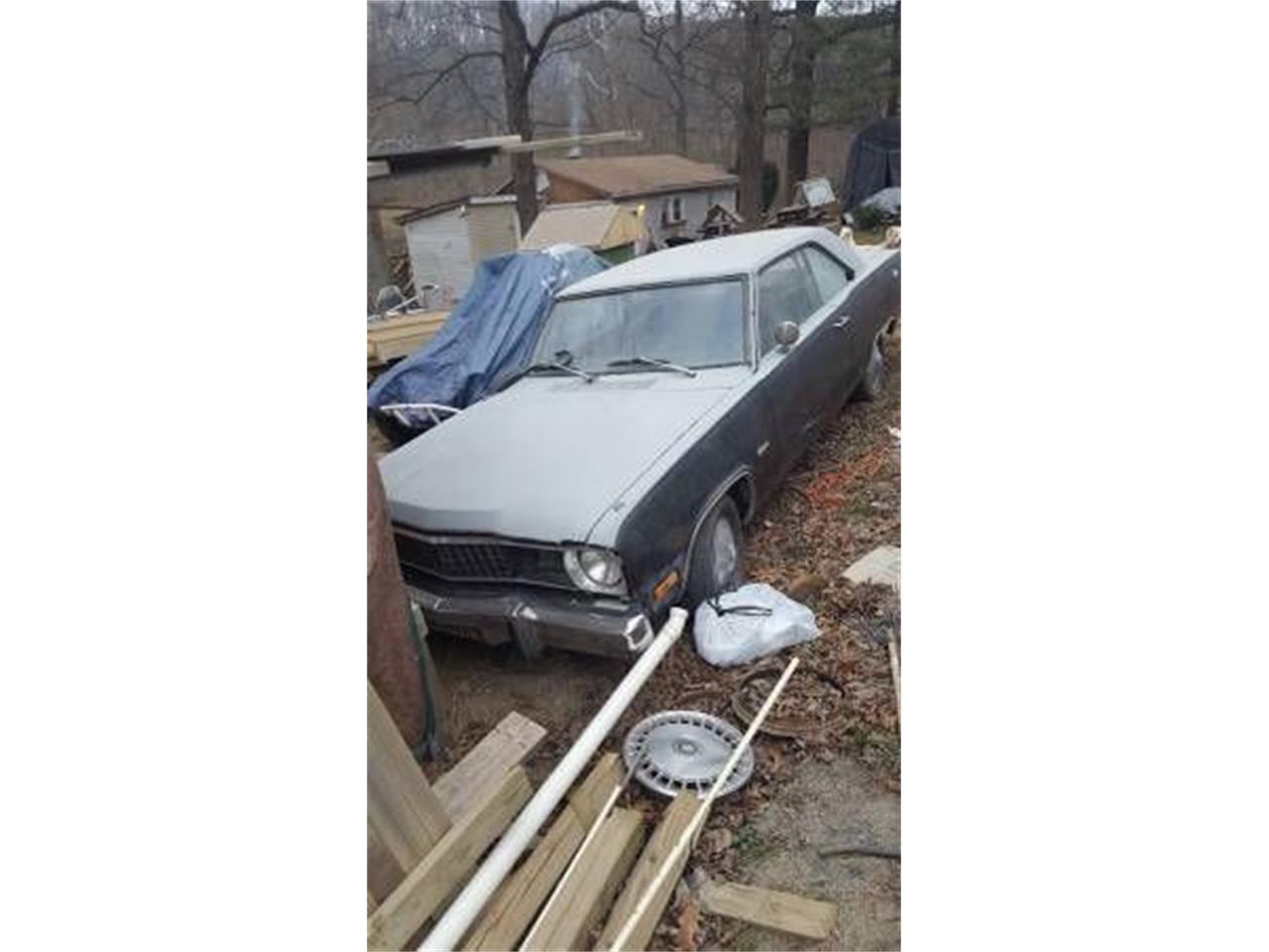 1975 Plymouth Scamp for sale in Cadillac, MI