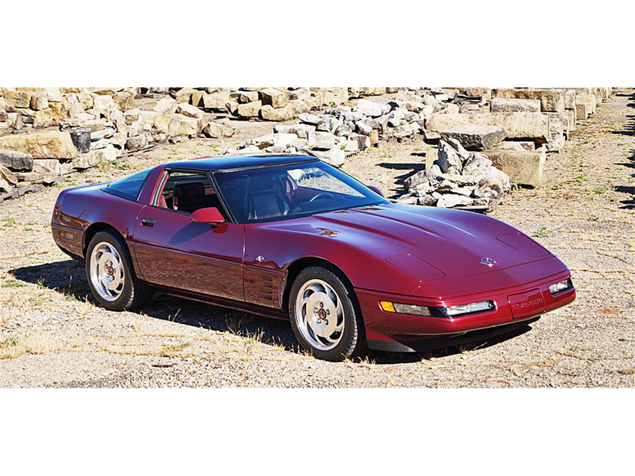 1993 Chevrolet Corvette for sale in Canton, OH