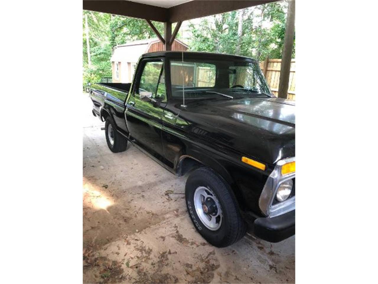 1977 Ford F100 for sale in Cadillac, MI – photo 12