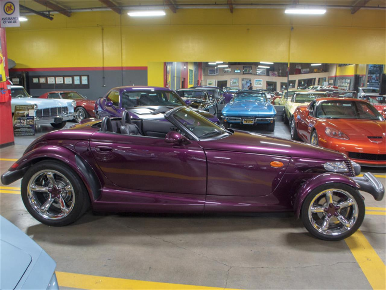 1999 Plymouth Prowler for sale in Anaheim, CA – photo 9