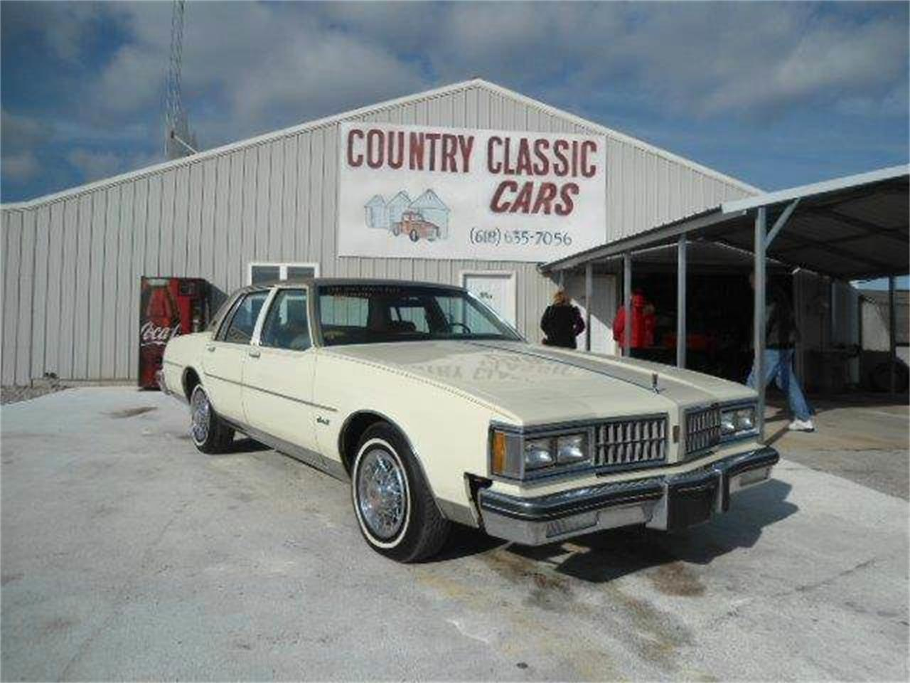 1981 Oldsmobile Delta 88 for sale in Staunton, IL