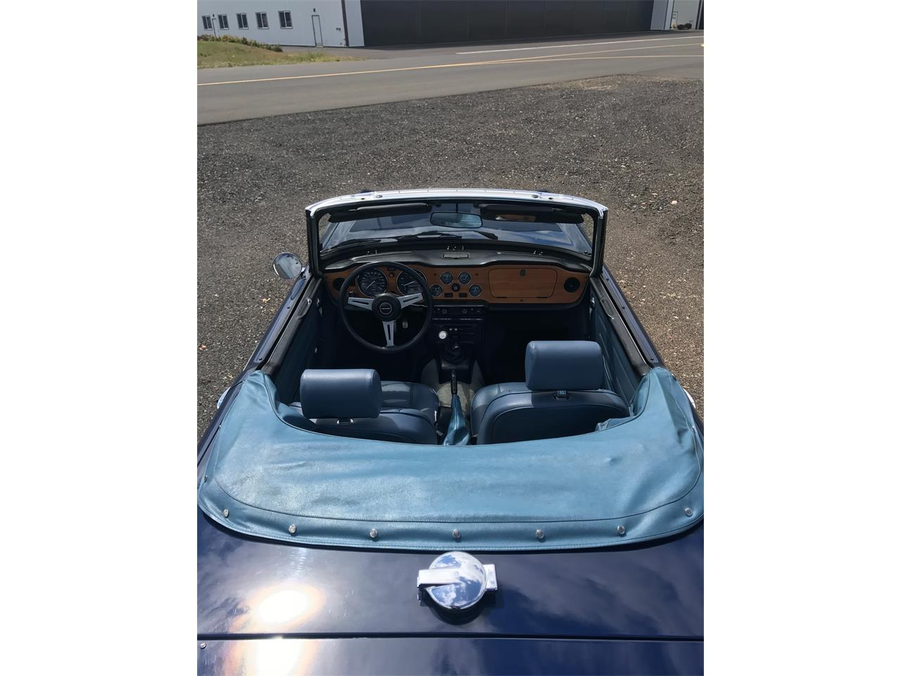 1973 Triumph TR6 for sale in Medford, OR – photo 13