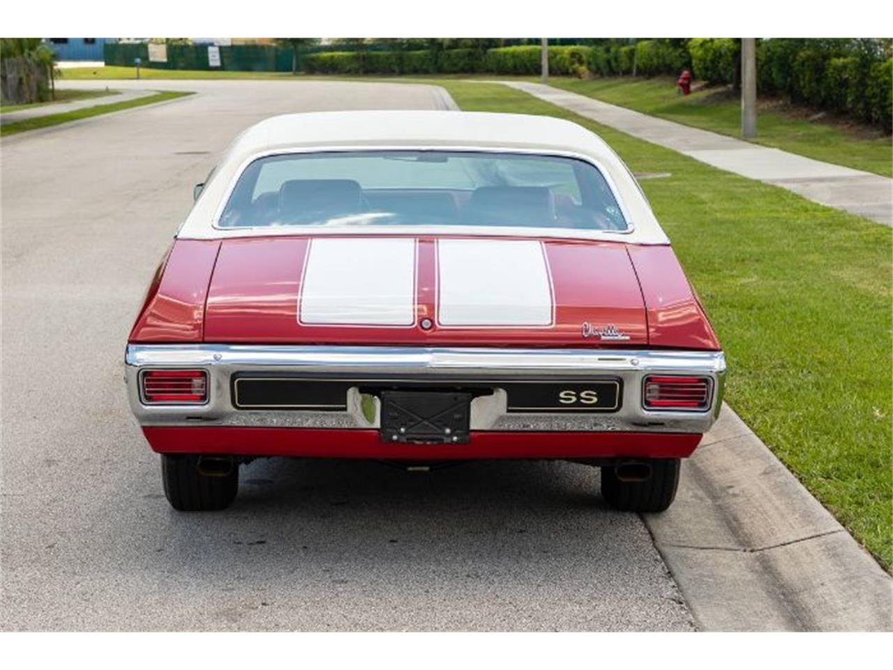 1970 Chevrolet Chevelle for sale in Cadillac, MI – photo 2
