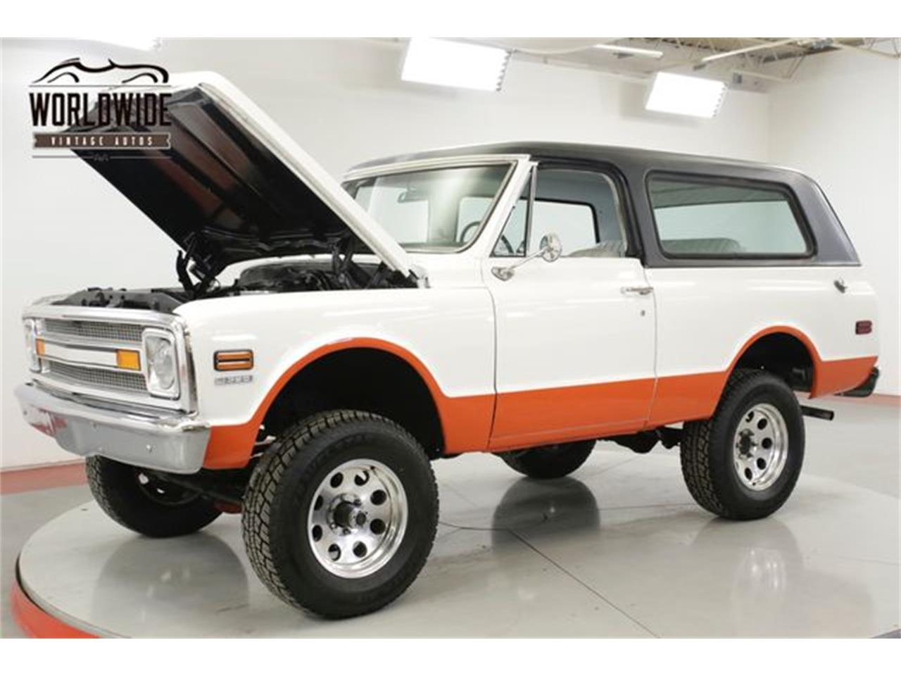 1969 Chevrolet Blazer for sale in Denver , CO – photo 45