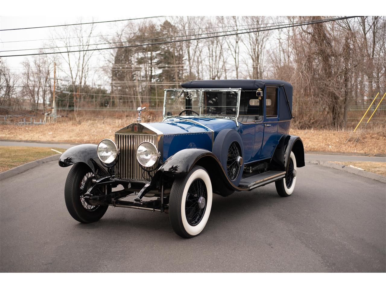 1925 Rolls Royce Phantom >> 1925 Rolls Royce Phantom I For Sale In Westport Ct