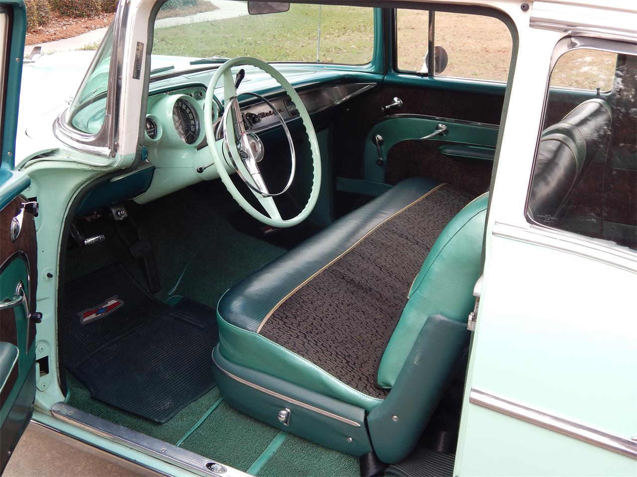 1957 Chevrolet Bel Air for sale in Online, Online Auction – photo 9