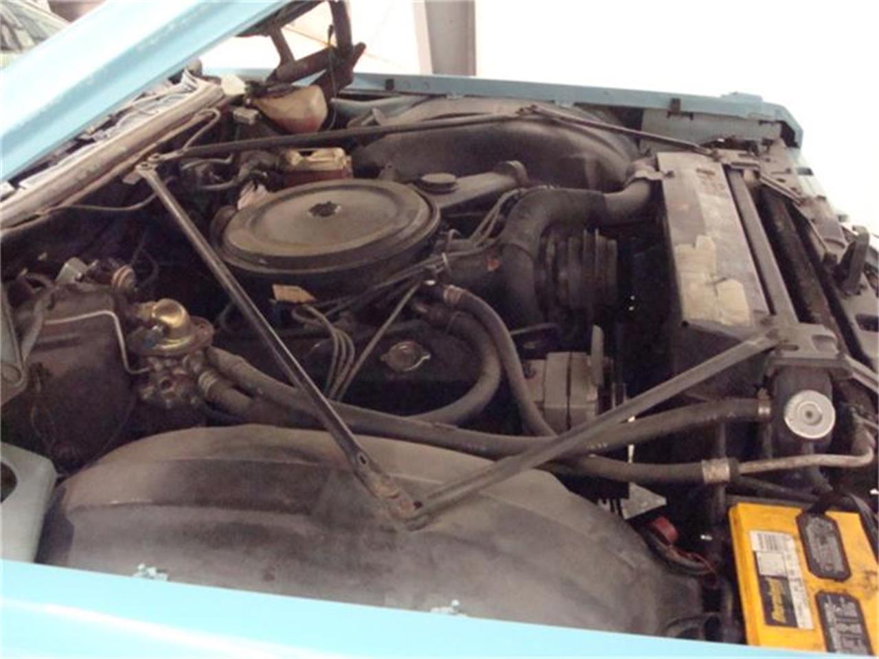 1975 Cadillac Coupe DeVille for sale in Lillington, NC ...